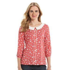 Disney Lauren Conrad Shirt large